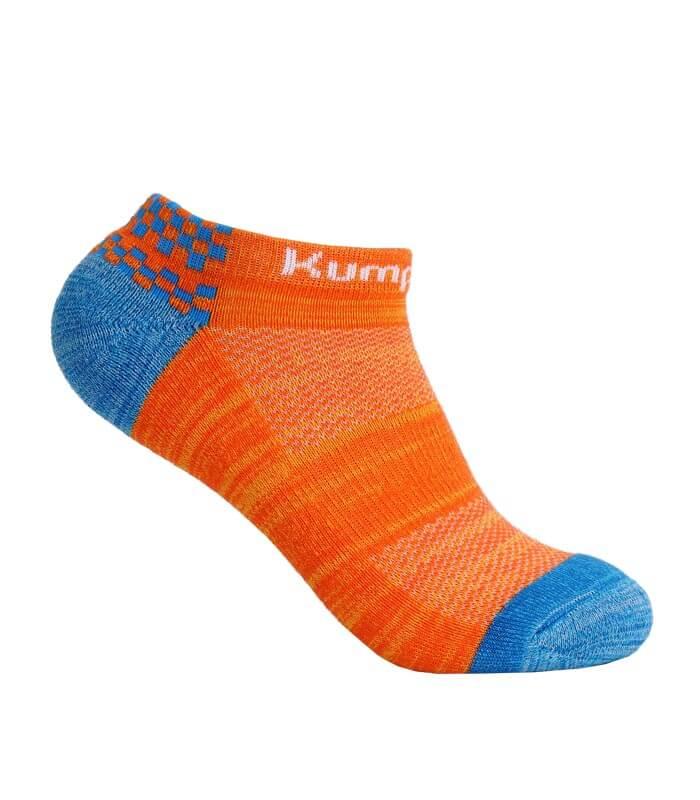 Αθλητικές Κάλτσες Kumpoo KSO-46W Πορτοκαλί.