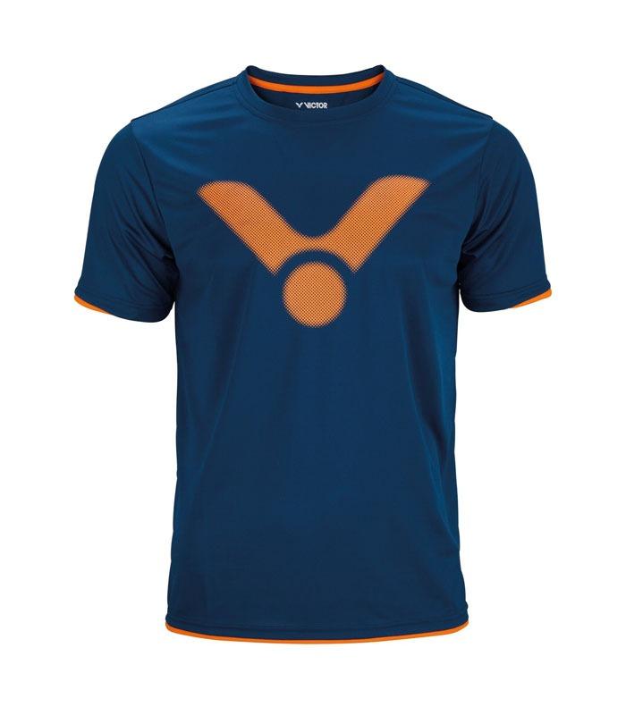 Αθλητικό Μπλουζάκι Unisex VICTOR 6488 Μπλε