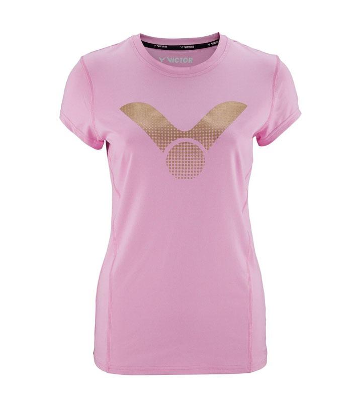 Γυναικείο Αθλητικό Μπλουζάκι VICTOR 6518 Ροζ