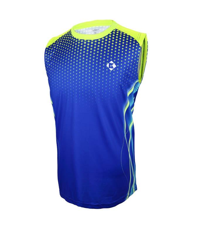Αθλητικό Ανδρικό Μπλουζάκι Αμάνικο Kumpoo KW-8109