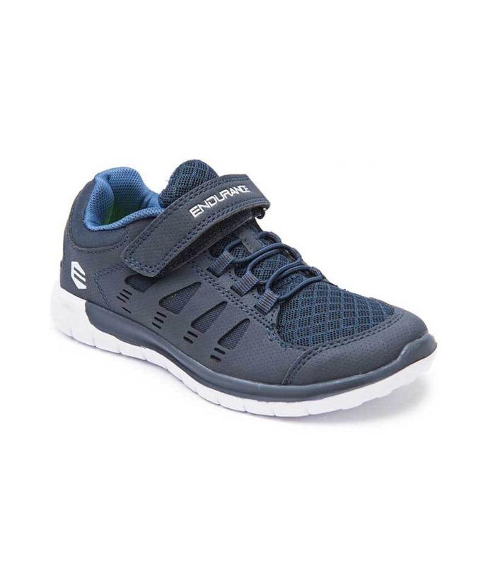 Παιδικό Παπούτσι ENDURANCE E-Light V10 Σκούρο Μπλε