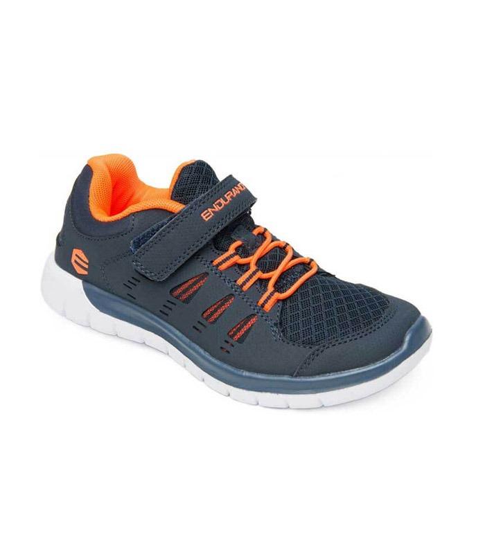 Παιδικό Παπούτσι ENDURANCE E-Light V10 Μπλε/Πορτοκαλί