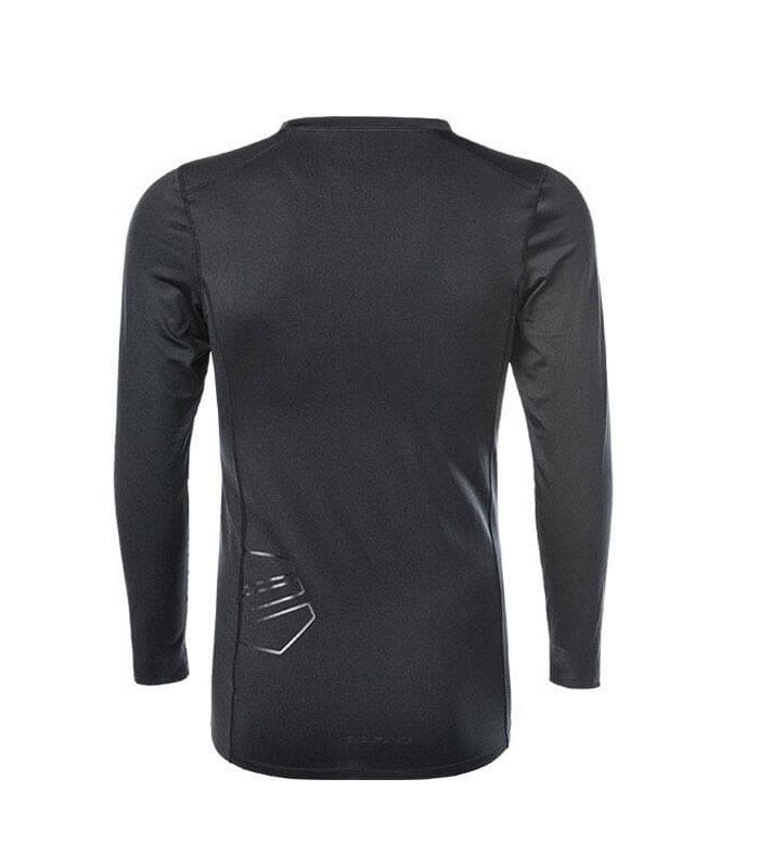 Ανδρικό Αθλητικό Μπλουζάκι ENDURANCE Lebay Μαύρο