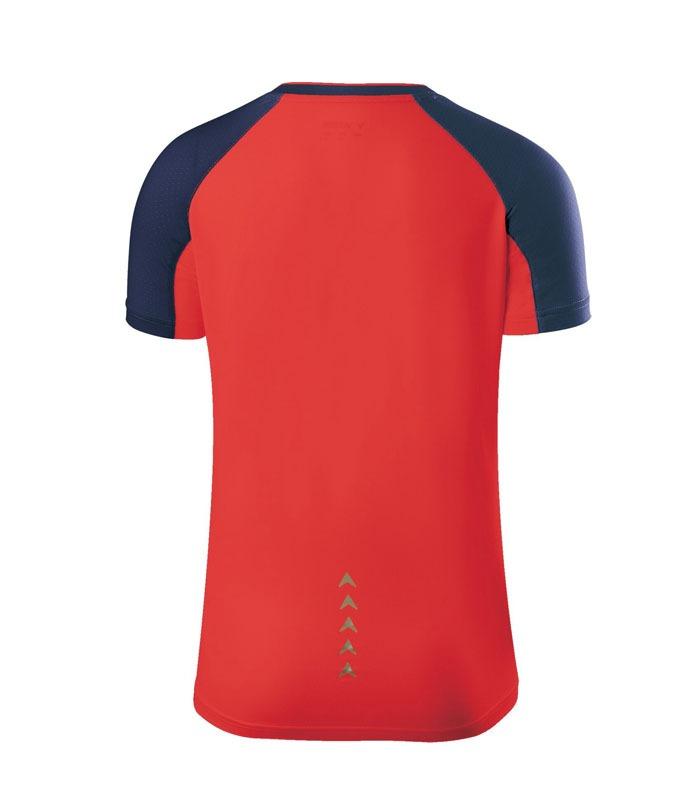 Αθλητικό Μπλουζάκι Unisex VICTOR 6639 Κόκκινο