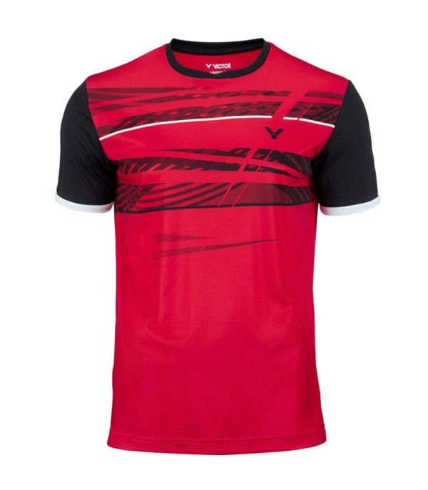 VICTOR 6069 T-Shirt Function Unisex Red