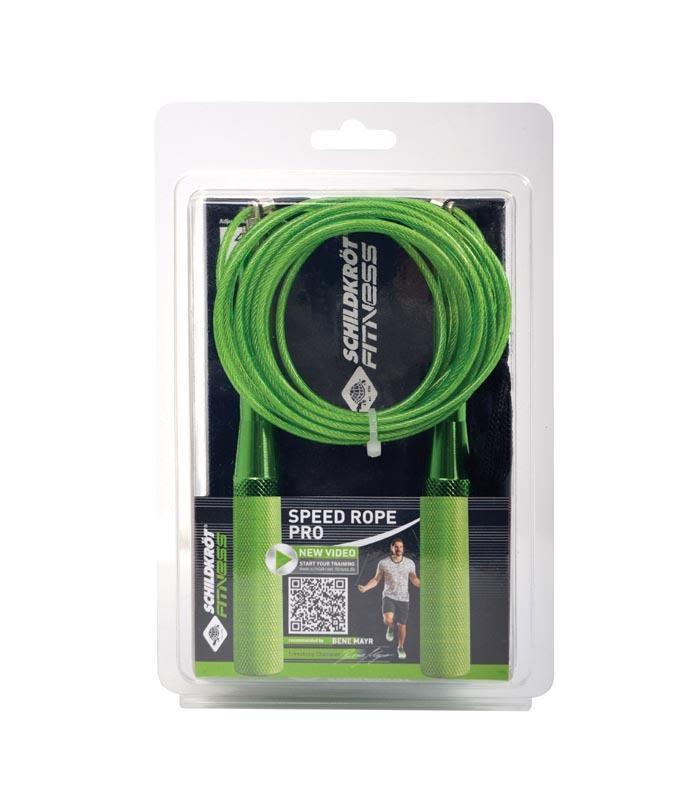 Σχοινάκι Γυμναστικής Skipping Speed Rope Pro SCHILDKROT