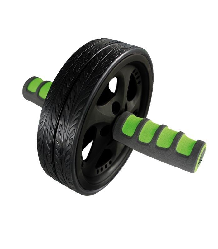 SCHILDKROT Ρόδα Κοιλιακών Διπλή Ab-Roller