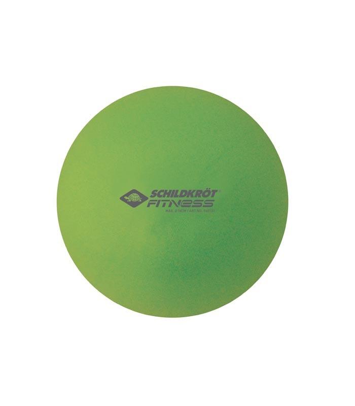 SCHILDKROT Μπάλα Yoga - Πιλάτες 18cm Πράσινη