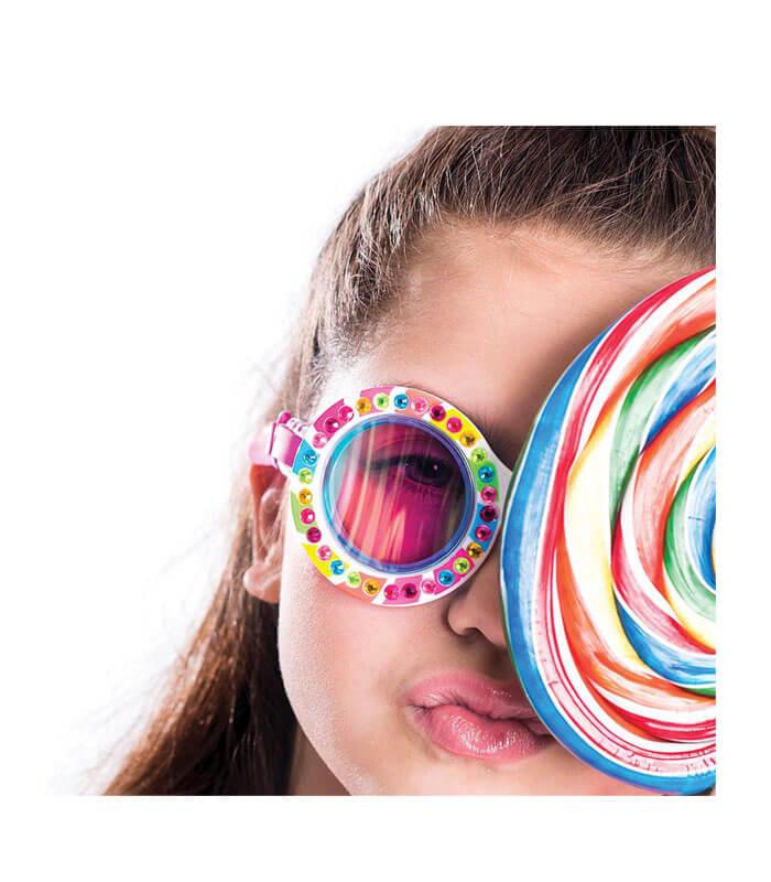 Παιδικά Γυαλάκια Κολύμβησης Bling2O Lolli Poppins