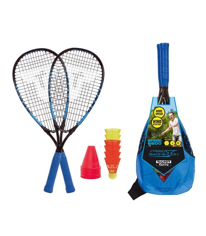 Talbot Torro Speed Badminton Set Speed 6600