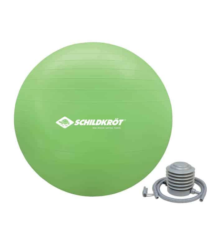 Μπάλα Γυμναστικής με τρόμπα 55cm SCHILDKROT Gym Ball