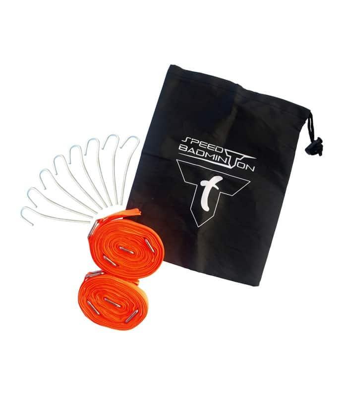 Ιμάντες Διαγράμμισης Γηπέδου Speed Badminton Speedminton