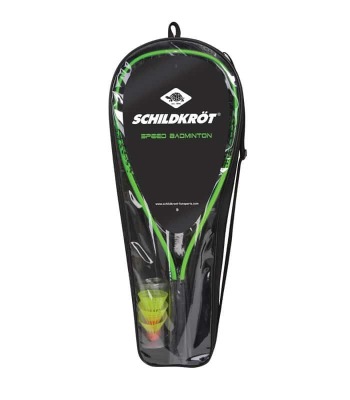 Speed Badminton Set Speedminton SCHILDKROT