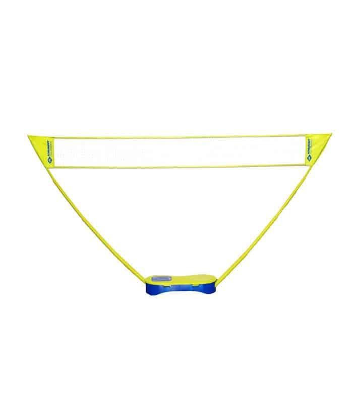 Badminton Σετ Φιλέ-Ρακέτες-Φτερά SCHILDKROT