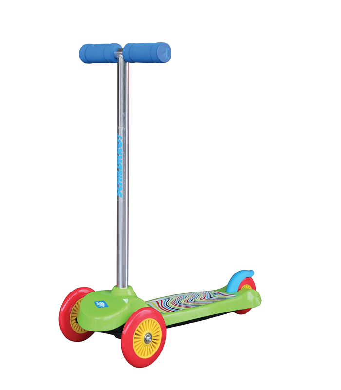 Παιδικό Πατίνι Scooter Little1 SCHILDKROT Πράσινο
