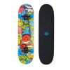 "Σανίδα Skateboard Πατίνι Slider 31"" Monsters SCHILDKROT"