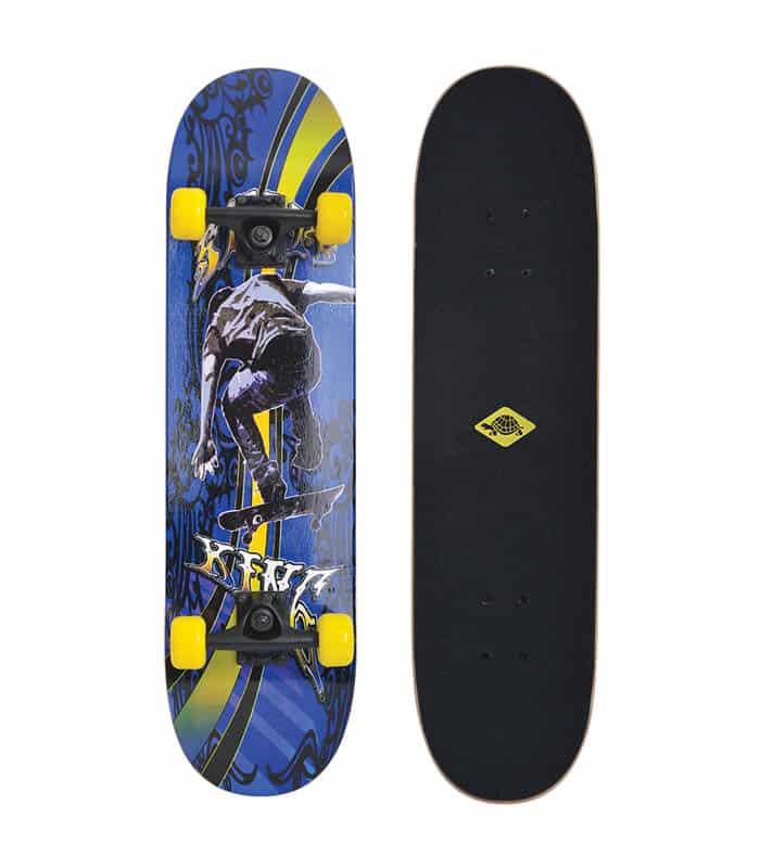 """Σανίδα Skateboard Πατίνι Slider 31"""" Cool King SCHILDKROT"""
