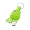Μπρελόκ USB Smart Charger Munkees 3700 Πράσινο