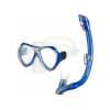 Σετ Μάσκα Αναπνευστήρας AQUASPEED AURA-EVO Μπλε