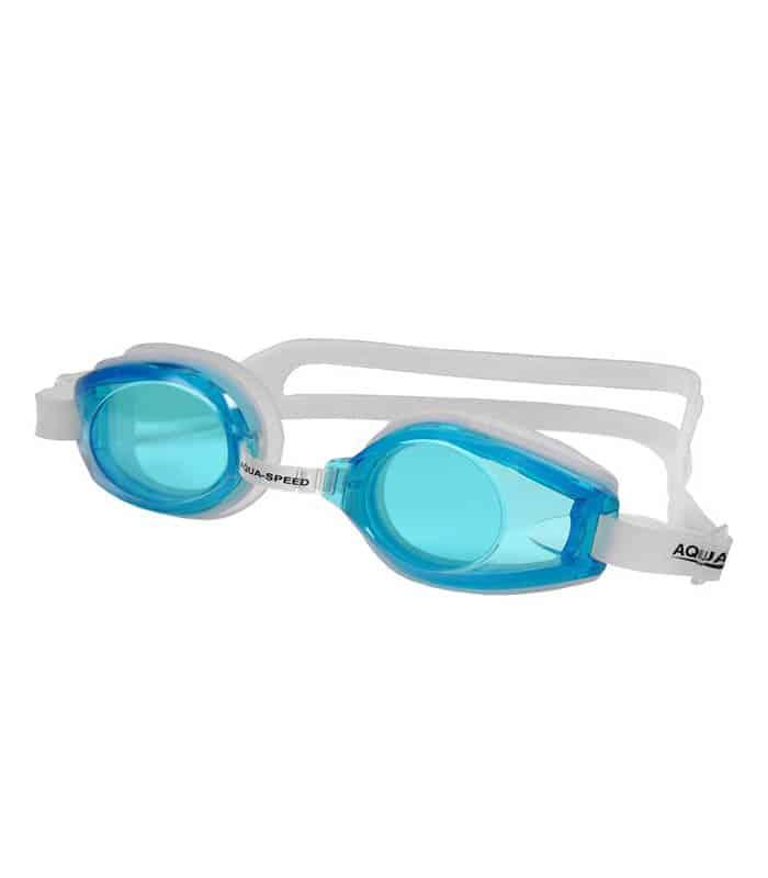 Γυαλάκια Κολύμβησης AQUASPEED Avanti Μπλε/Άσπρο