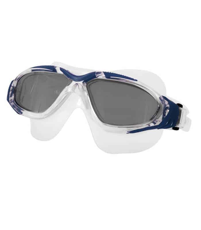Γυαλάκια Κολύμβησης AQUASPEED Bora Μπλε Σκούρος Φακός