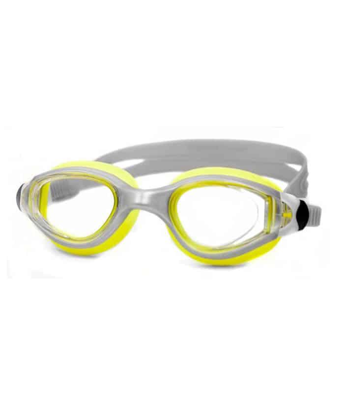 Γυαλάκια Κολύμβησης AQUASPEED Mirage Κίτρινο/Ασημί