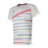 Αθλητικό Μπλουζάκι Unisex VICTOR Τ-00003 A Άσπρο