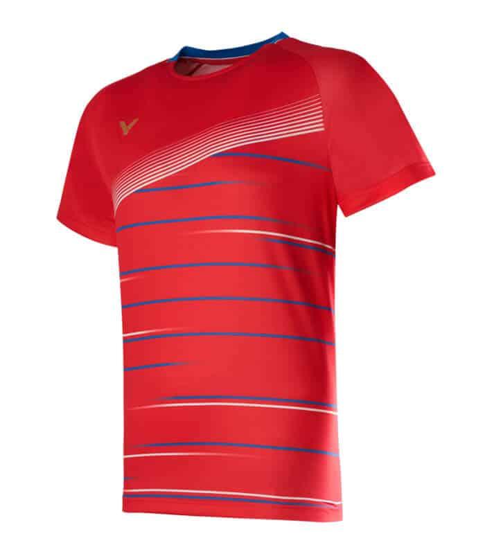 Αθλητικό Μπλουζάκι Unisex VICTOR Τ-00003 D Κόκκινο