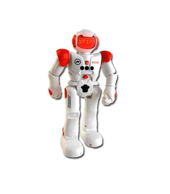 Τηλεκατευθυνόμενο Ρομπότ RC NINCO Sensor Κόκκινο