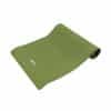 Στρώμα Yoga Pilates Amila 173x60x0.6 cm Πράσινο/Γκρι