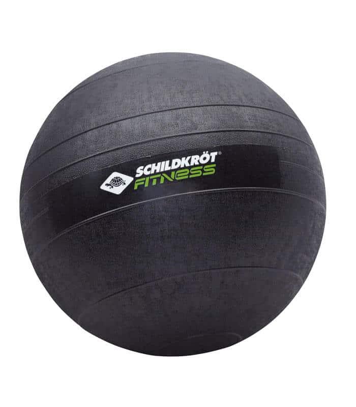 Slam Ball 3kg Μαύρη SCHILDKROT