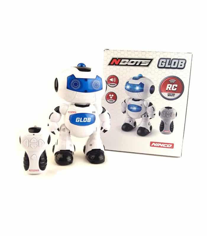 Τηλεκατευθυνόμενο Ρομπότ RC NINCO Glob Μπλε