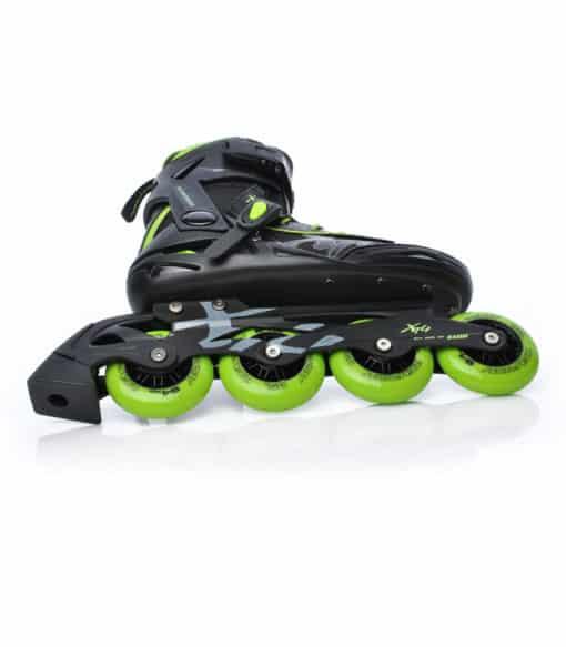 Roller Skates Πατίνια In-Line XT4 TEMPISH Μαύρο/Πράσινο