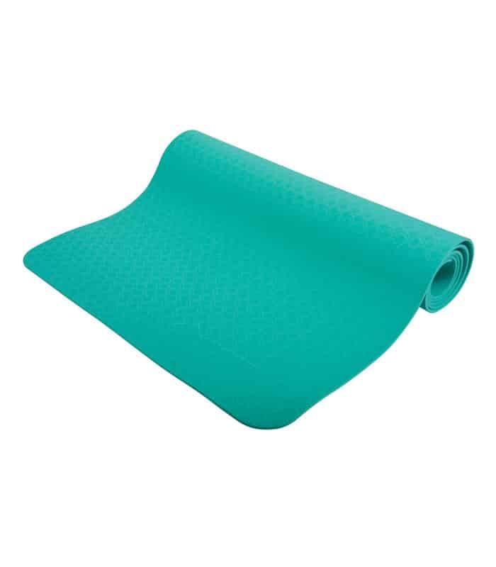 Στρώμα Γυμναστικής Yoga Mat 4mm Πετρόλ SCHILDKROT