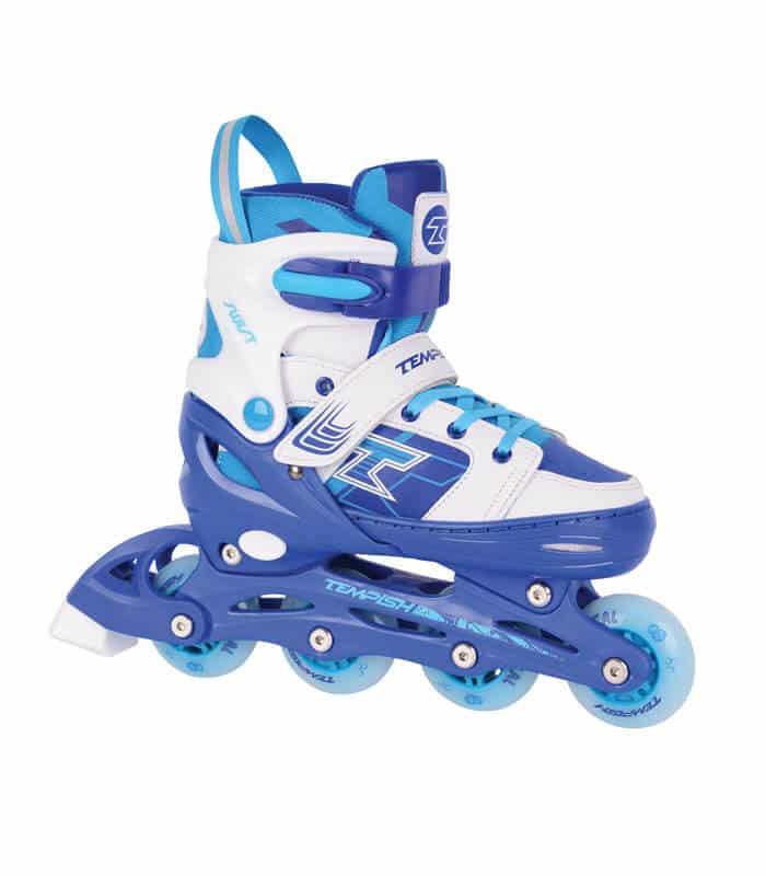 Παιδικά Roller Skates In-Line SWIST FLASH TEMPISH Μπλε