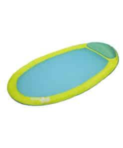 Φουσκωτό Στρώμα Θαλάσσης με Δίχτυ SwimWays Classic Πράσινο