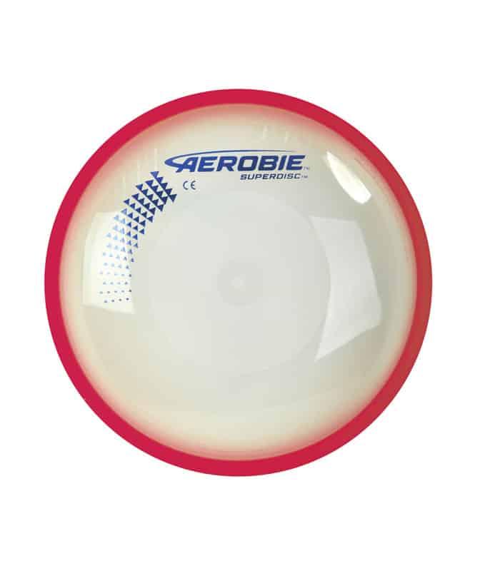 Δίσκος Frisbee Aerobie Superdisc 25cm Χρώμα Κόκκινο