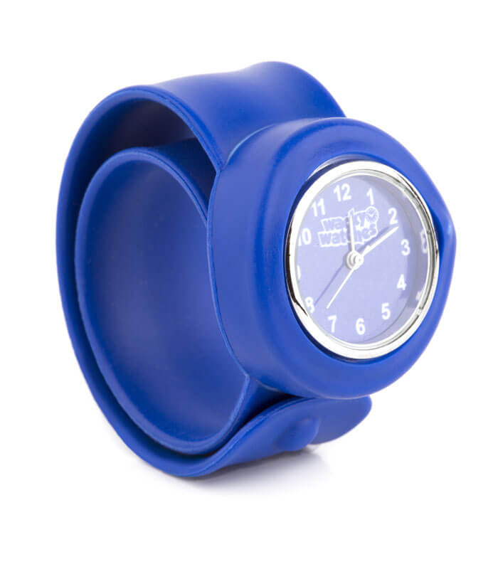 Παιδικό Ρολόι SLAP 3D Μπλε Wacky Watches