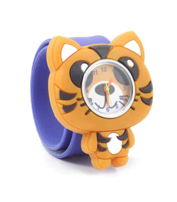 Παιδικό Ρολόι SLAP 3D Τίγρης Wacky Watches