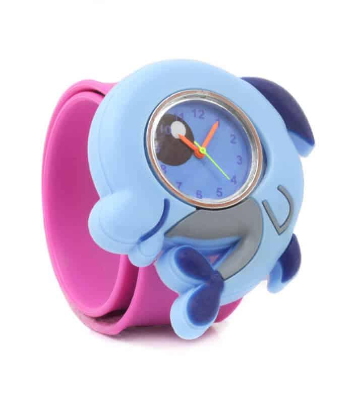 Παιδικό Ρολόι SLAP 3D Δελφίνι Wacky Watches