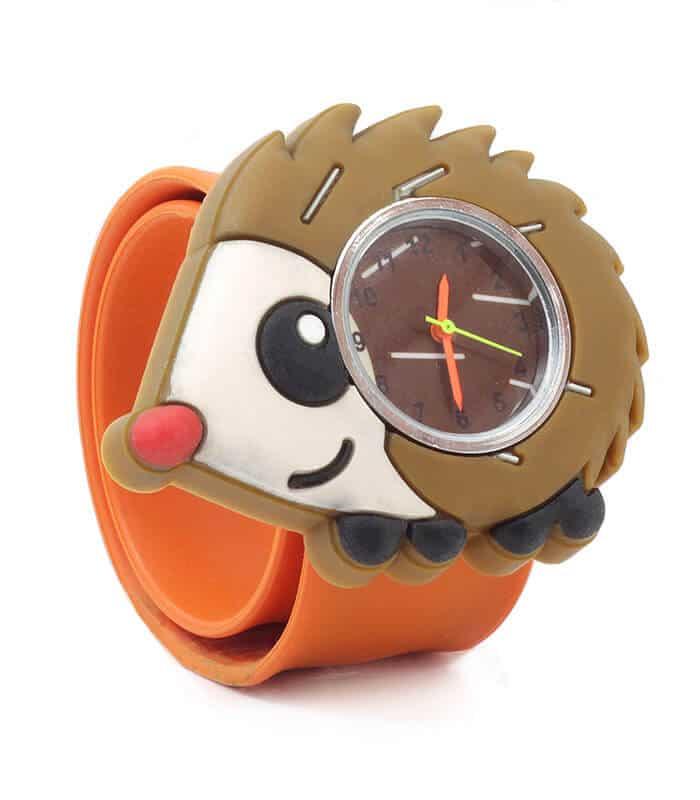 Παιδικό Ρολόι SLAP 3D Σκαντζόχοιρος Wacky Watches