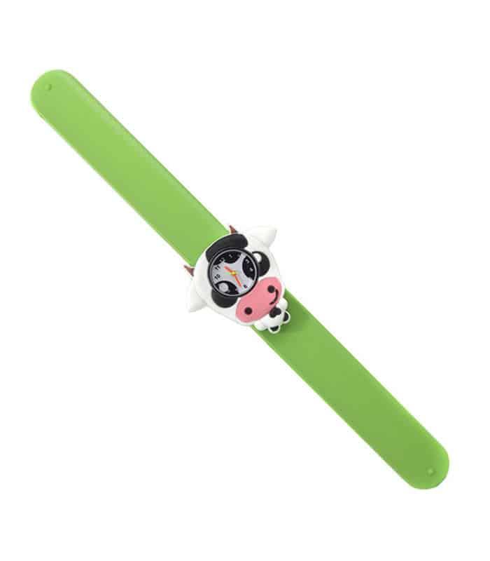 Παιδικό Ρολόι SLAP 3D Αγελάδα Wacky Watches