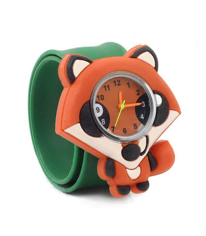 Παιδικό Ρολόι SLAP 3D Αλεπού Wacky Watches