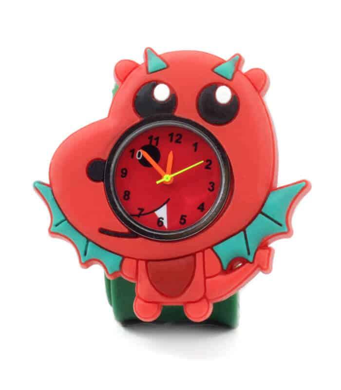 Παιδικό Ρολόι SLAP 3D Δράκος Wacky Watches