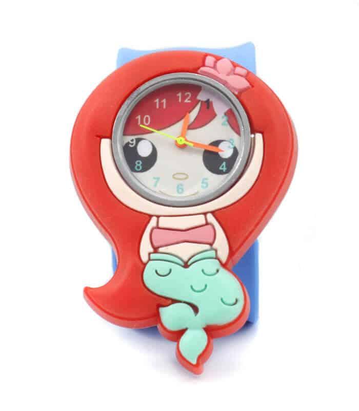 Παιδικό Ρολόι SLAP 3D Γοργόνα Wacky Watches