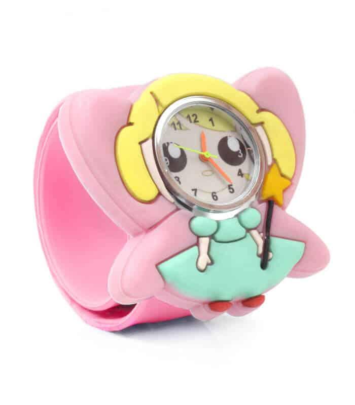 Παιδικό Ρολόι SLAP 3D Νεράιδα Wacky Watches