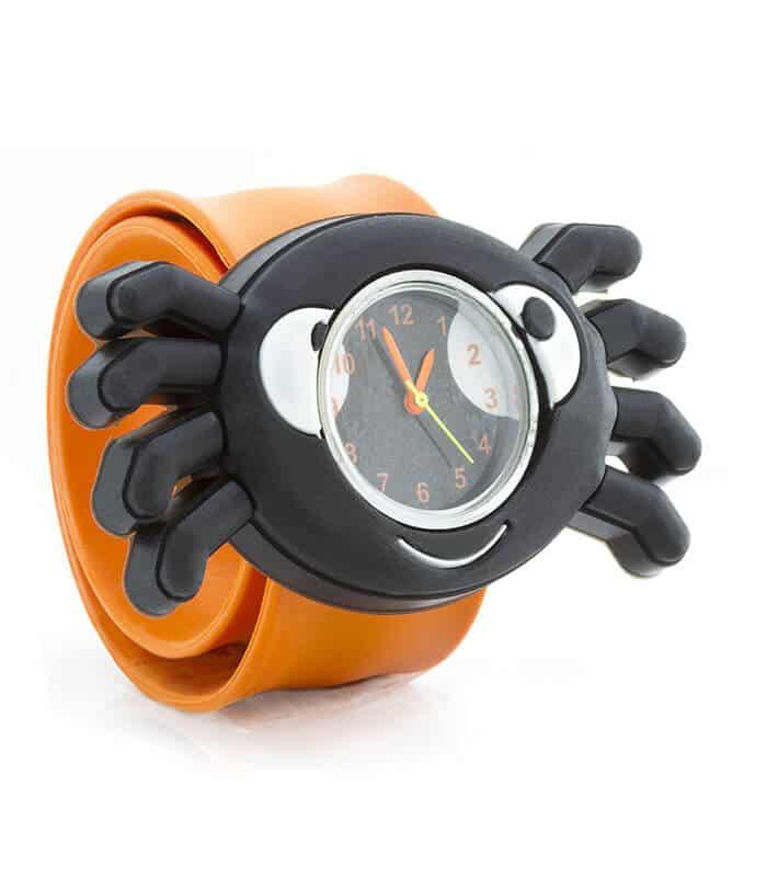 Παιδικό Ρολόι SLAP 3D Αράχνη Wacky Watches