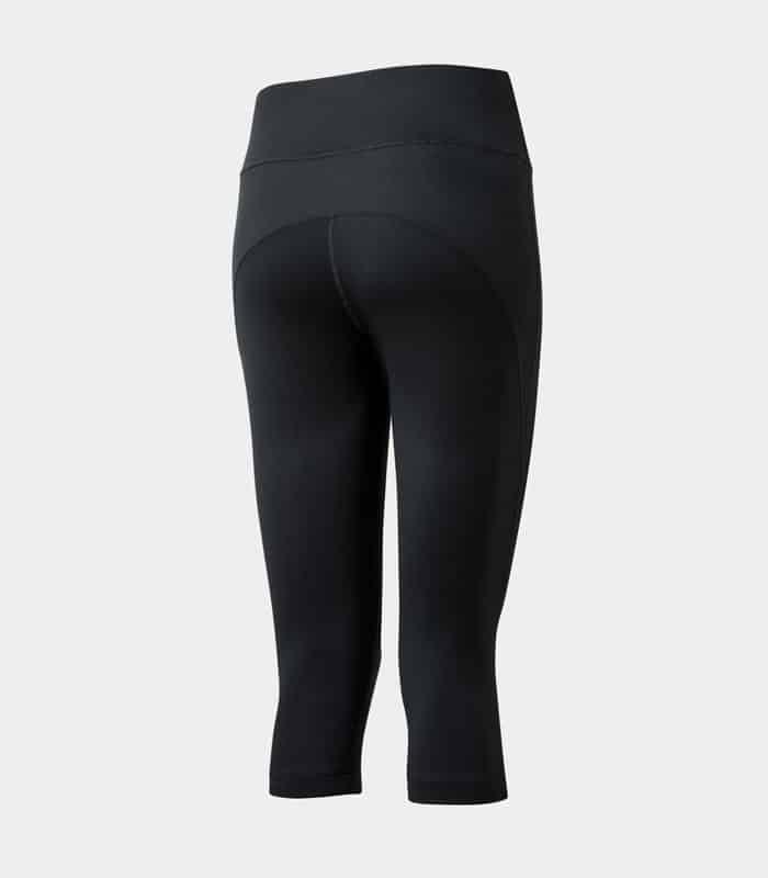 Γυναικείο Κολάν Running Everyday Capri RONHILL Μαύρο