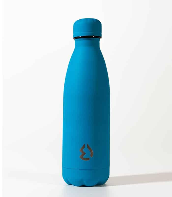 Μπουκάλι Θερμός Ματ 500ml Water Revolution Μπλε