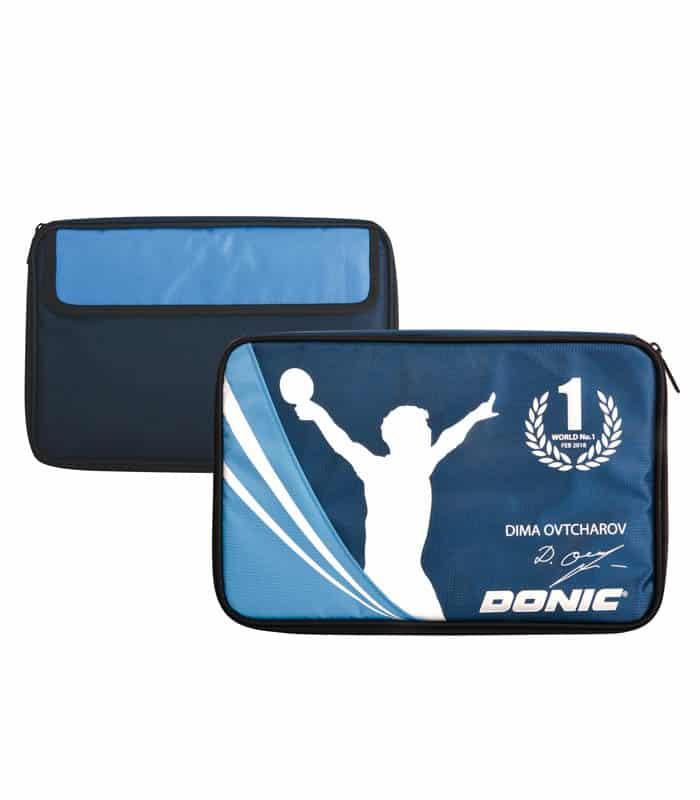 DONIC Θήκη Ρακέτας Ping Pong Ovtcharov Μπλε